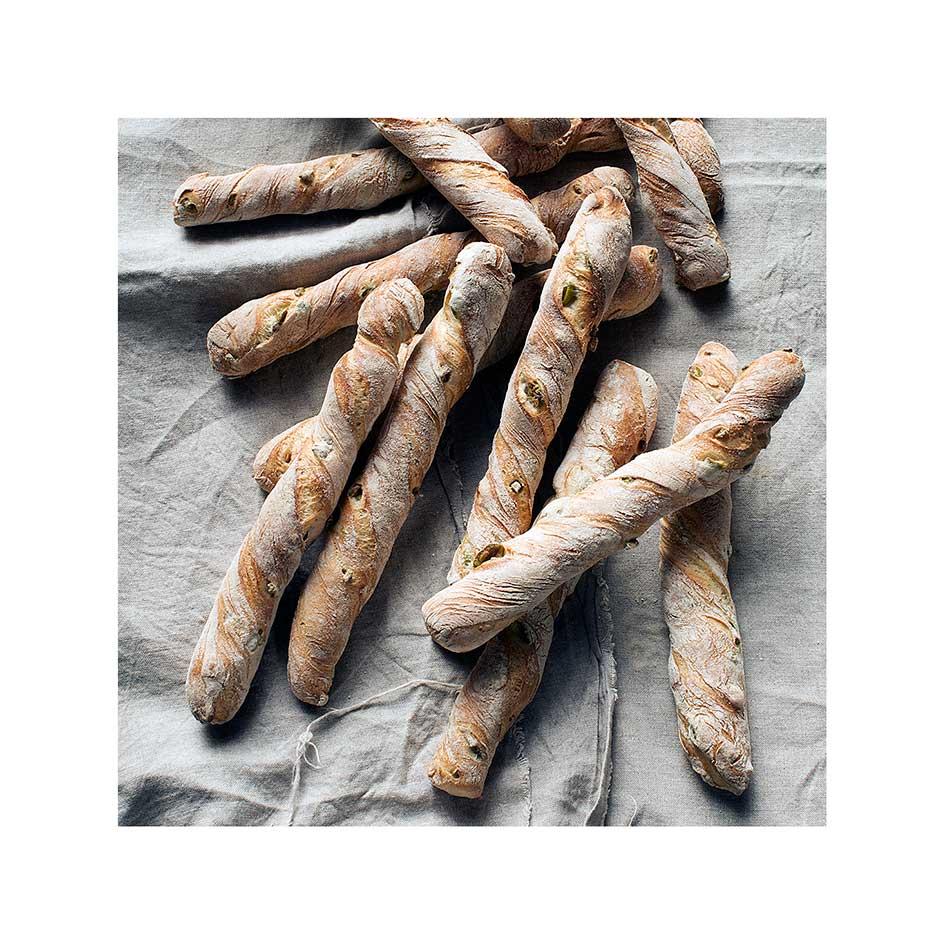 Olive-sticks